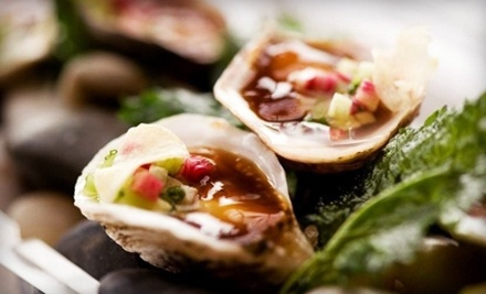 Two 6-Course 100 Mile Tasting Menus During Lunch MondayFriday (a $164 value) - Raincity Grill in Vancouver