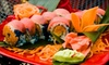 Friendship Chinese Restaurant - Multiple Locations: $20 for $40 Worth of Sushi and Chinese Fare at Friendship Chinese Restaurant
