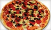 Iannucci's Pizzeria & Italian Restaurant- Old Tax ID - Multiple Locations: Pizza and Italian Fare or Catering at Iannucci's Pizzeria & Italian Restaurant (Up to 53% Off)
