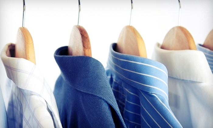 MVP Dry Cleaning Discount Card - Multiple Locations: $19 for an MVP Dry Cleaning Discount Card ($40 Value)