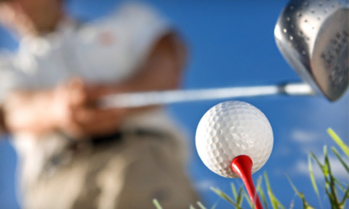 Home On The Range - Dripping Springs-Wimberley: Two Medium or Large Buckets of Range Balls or $10 for $20 Worth of Club Regripping at Home On The Range in Dripping Springs