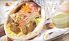 Hot Clay Oven - Financial District: $12 for Two Indian-Fusion Entrées and Two Mango Lassis or Other Non-Alcoholic Drinks at Hot Clay Oven (Up To $27.96 Value)