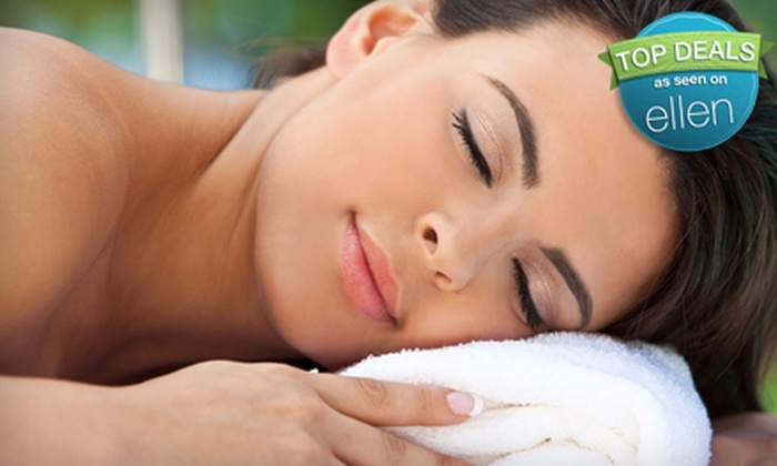 Infinity Day Spa - Astoria: Facial, Massage, or Facial and Massage at Infinity Day Spa in Astoria (Up to 65% Off)