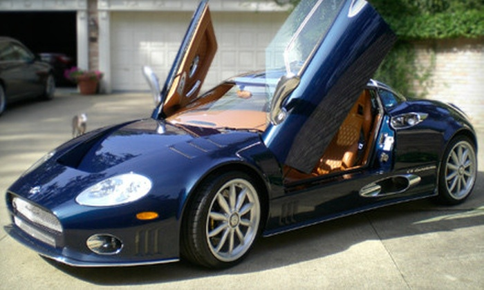 Detailed Xpress - Peninsula: One or Three Winter Xpress Auto-Detailing Services for Sedan or SUV at Detailed Xpress in Hudson (Up to 72% Off)