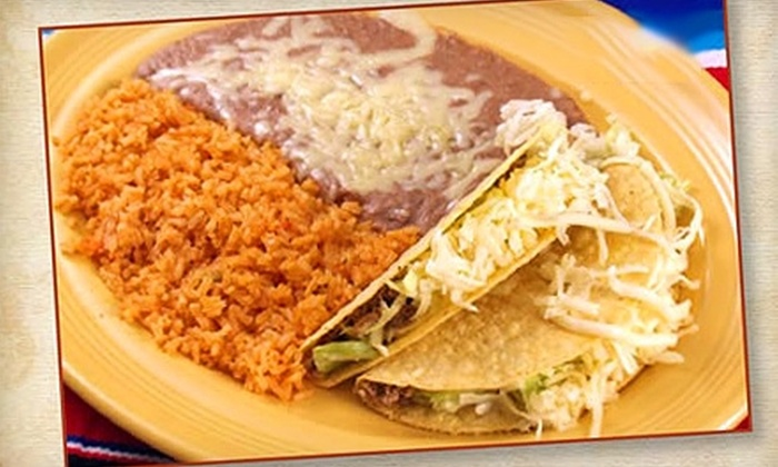 El Toro - Oakley: $10 for $20 Worth of Authentic Mexican Fare and Drinks at El Toro