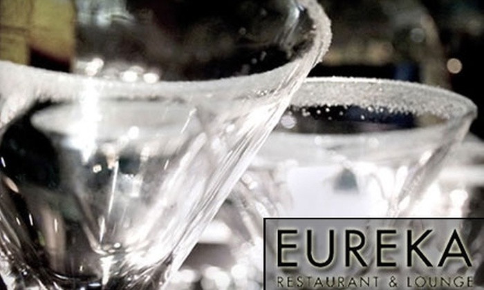 Eureka Restaurant & Lounge - Castro: $25 for $50 Worth of Southern-Inspired Fare and Drinks at Eureka Restaurant & Lounge