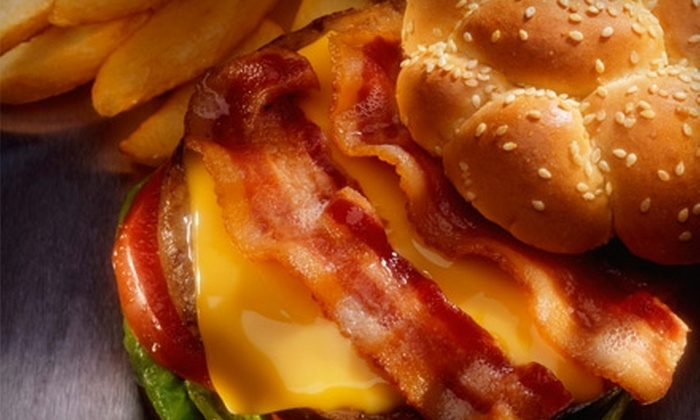 Sports Central Bar & Grill - Parsons Industrial: $15 for $30 Worth of Burgers, Sandwiches, and Bar Fare at Sports Central Bar & Grill