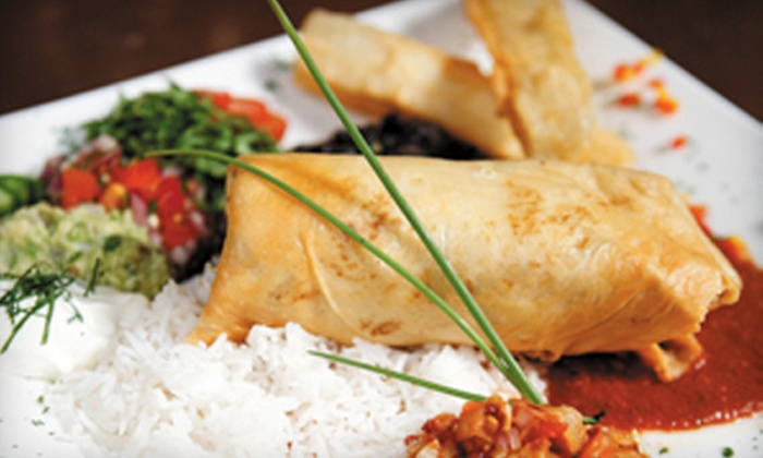 Patina Grill - Richmond: $25 for $50 Worth of Upscale Eclectic Fare at Patina Grill