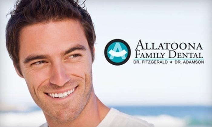 Allatoona Family Dental - Cartersville: $89 for Choice of Dental Services at Allatoona Family Dental in Cartersville