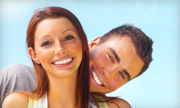 ModernSmile Professional Teeth Whitening Spa - Plainview: Whitening or Invisalign Services at ModernSmile Professional Teeth Whitening Spa in Plainview. Two Options Available.