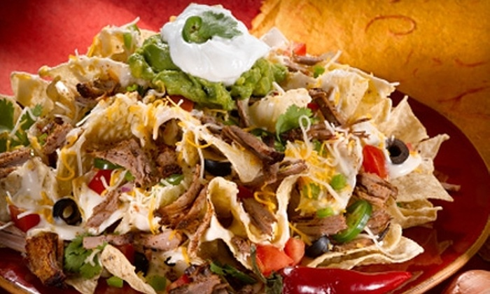 Cabo Fresh Taco - Downtown: $7 for $15 Worth of Tex-Mex Fare at Cabo Fresh Taco