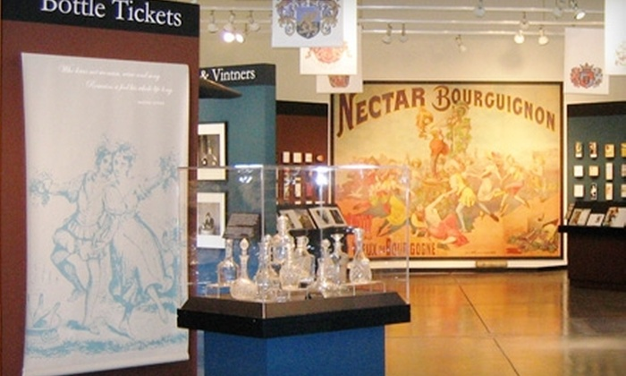 Napa Valley Museum - Yountville: $15 for a One-Year Individual Membership ($45 Value) or $30 for a One-Year Family Membership ($75 Value) to Napa Valley Museum in Yountville