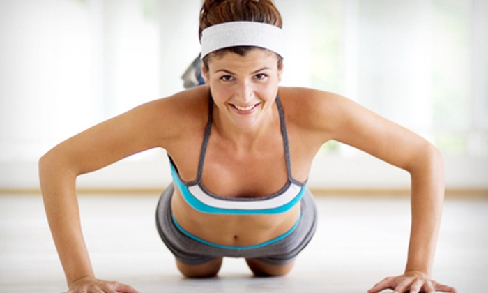30Day-Bootcamp - Multiple Locations: $39 for One Month of Unlimited Drop-In Women's Classes at 30Day-Bootcamp ($279 Value)