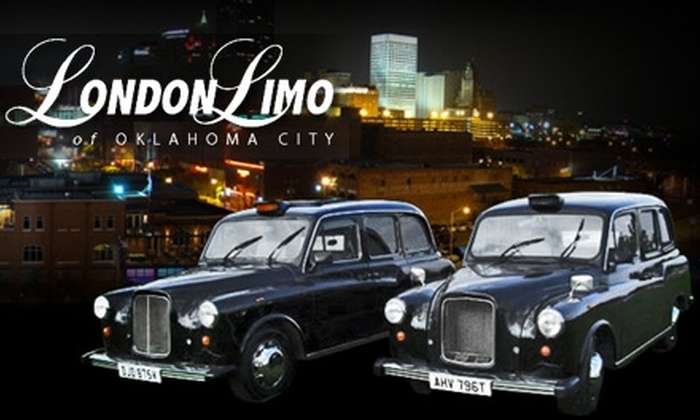 London Limo - Oklahoma City: $49 for a Two-Hour Hackney Carriage Ride from London Limo ($110 Value)