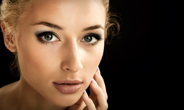 Sky Stylist Studios Salon & Spa - Northeast Raleigh: Two Microcurrent Facials or Microdermabrasion at Sky Stylist Studios Salon & Spa
