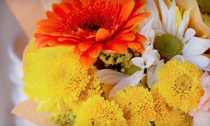 Davis Florist & Greenhouse - Westside: $20 for $40 Worth of Flowers and Arrangements from Davis Florist & Greenhouse