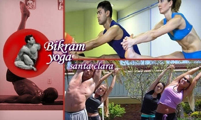 Bikram Yoga Santa Clara - Santa Clara: $40 for One Month of Unlimited Classes at Bikram Yoga Santa Clara ($150 Value)