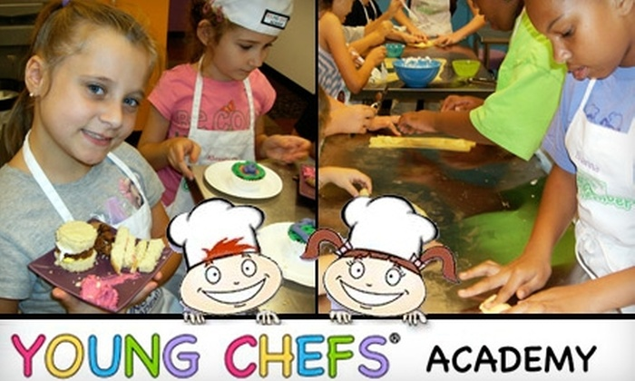 Young Chefs Academy - Fort Worth: $15 for One Cooking Class at Young Chefs Academy