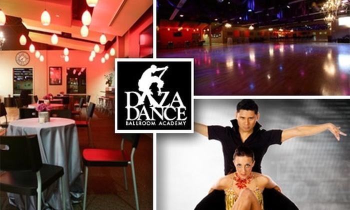 Daza Dance Ballroom Academy - Chartwell: $35 Ballroom Dance Package at Daza Dance Ballroom Academy ($105 Value)