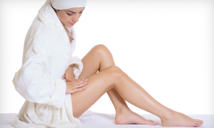re*be Skin Clinic - Okoboji: $150 for a Spider-Vein Sclerotherapy Treatment at re*be Skin Clinic in Okoboji ($300 value)