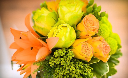 $40 Groupon to Petals by Cary - Petals by Cary in Redwood City