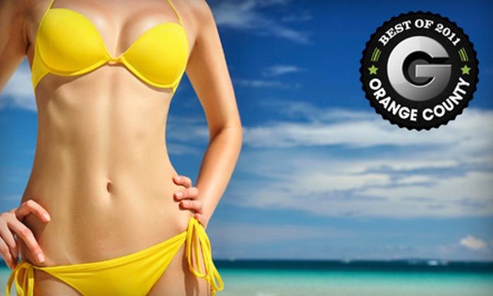 Ziba Beauty - Multiple Locations: $23 for an Eyebrow Threading and a Brazilian Bikini Wax at Ziba Beauty (Up to $47 Value)