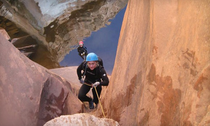 DarkHorse Leadership - Hillcrest: $39 for Rappelling-Skills Workshop at DarkHorse Leadership in Orem ($95 Value)