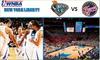 NBA - WNBA - NY Liberty - Washington Wizards - LA Sparks - Knicks - NJ Nets - Lakers - Suns - Dream - Warriors - New York City: $22 Tickets to New York Liberty on June 26 ($44 Value)