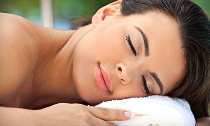 Aiyana Spa - Thorndale: Custom Facial or Swedish Massage at Aiyana Spa (Half Off)