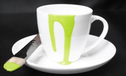 $20 Groupon to Crack'd Pot Ceramics - Crack'd Pot Ceramics in Trinity