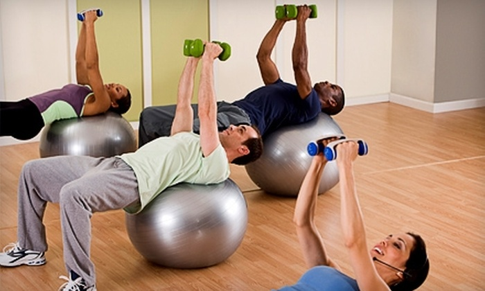 Bodyworks - Multiple Locations: $10 for Five Group Exercise Classes at Bodyworks (Up to $75 Value). Five Locations Available.