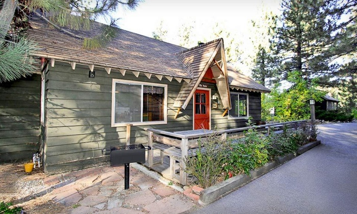 Big Bear Vacations - Big Bear Lake, CA: $199 for a Two-Night Stay for Up to Six in a Three-Star Cabin from Big Bear Vacations in California (Up to $400 Value)