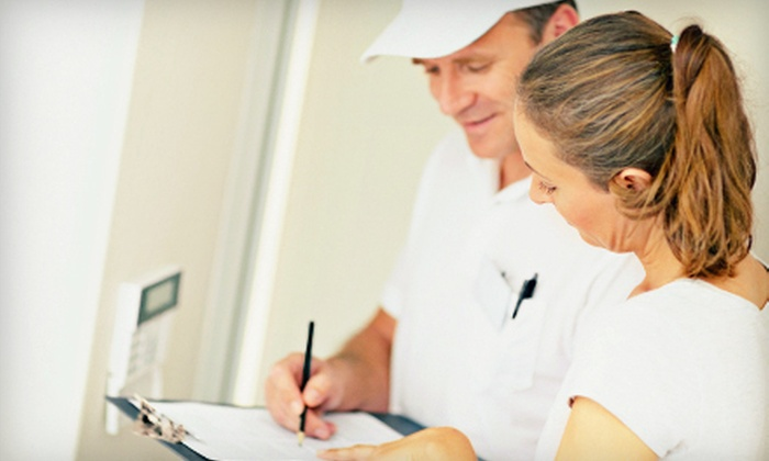 City Wide Security - Calgary: $19 for Security-System Installation and Rebate for First Three Months of Monitoring Services from City Wide Security ($850.99 Value)