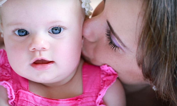 Montano Photography - West Palm Beach: $37 for a Two-Hour Mother-and-Child Photo Shoot with 10 Images on CD from Montano Photography (Up to $240 Value)