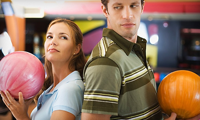 Berks Lanes - Sinking Spring: $25 for Bowling Package for Up to Six at Berks Lanes in Sinking Spring (Up to $74.25 Value)