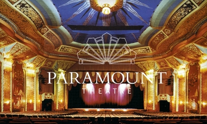 "Paramount Theatre - Chicago: $15 for One Ticket to ""The Vagina Monologues"" or ""Flanagan's Wake"" at the Paramount Theatre in Aurora ($35.25 Value)"