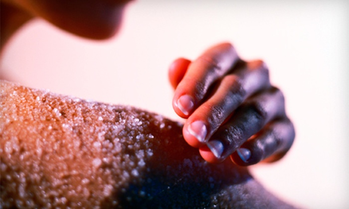 Bella Day Spa and Hair Design - Midtown: $35 for a Hydra Body Scrub at Bella Day Spa and Hair Design ($100 Value)