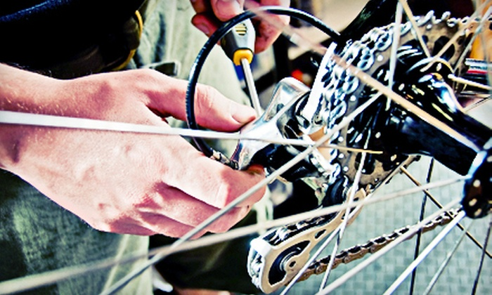 B-Rad's Bike Stop - Dos Lagos: One or Three Bicycle Tune-Ups at B-Rad's Bike Stop in Corona (Up to 53% Off)