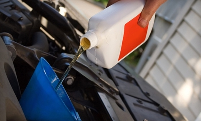 American LubeFast - Multiple Locations: $25 for an Oil Change and Tire Rotation at American LubeFast ($51.98 Value)