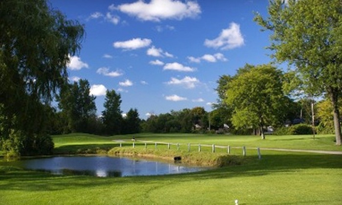 Lakewood Golf Club - Tecumseh: $47 for 18 Holes of Golf for Two, Plus Cart Rental, at Lakewood Golf Club ($94 Value)