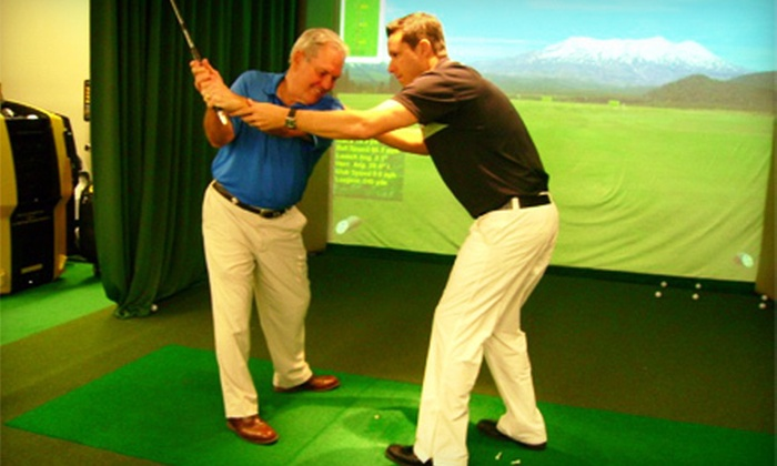 Edwin Watts Golf Academy - Oak Park / Northwood: $23 for One-Hour Swing Analysis at Edwin Watts Golf Academy ($75 Value)