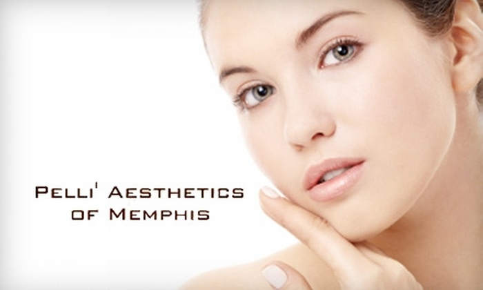 Pelli' Aesthetics - Masjid Al-Noor Housing Development Corp: $75 for a Hydrodermabrasion Treatment with LED Therapy at Pelli' Aesthetics