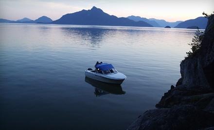 Squamish Harbour Boat Rentals   - Squamish Harbour Boat Rentals in Squamish