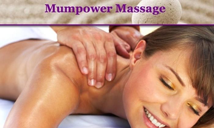 Mumpower Massage - Shadyside: $35 for $70 Worth of Massage Services at Mumpower Massage