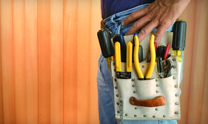 Eurobella - Atlanta: Two, Four, or Six Man-Hours of Handyman Services and Home Repairs from Eurobella (Up to 77% Off)