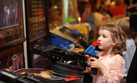 Indoor Unlimited Party Package for Up to 9 People (a $167.95 value) - Shakers Fun Centre in Calgary