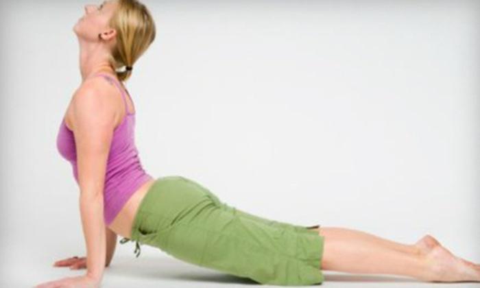 Karma Yoga Studio - West London: 10 Yoga Classes or 4, 6, or 12 Months of Unlimited Yoga Classes at Karma Yoga Studio (Up to 58% Off)