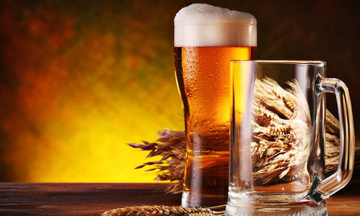 The Funky Buddha Lounge & Brewery - Boca Woods: Beer-Brewing Class with Beers for One, Two, or Four at The Funky Buddha Lounge & Brewery in Boca Raton (Up to 58% Off)