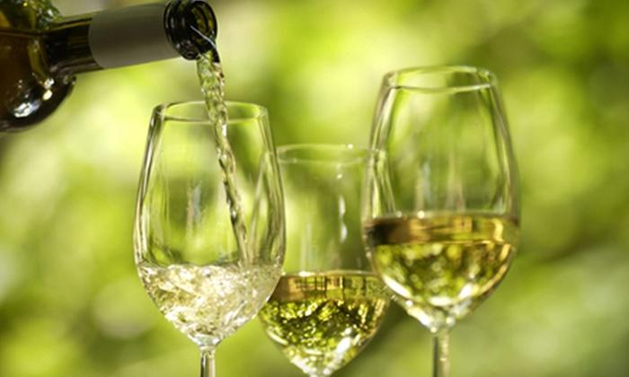 Market Place Wine Bar - Riverside: $10 for Wine Tasting for Two at Market Place Wine Bar ($20 Value)