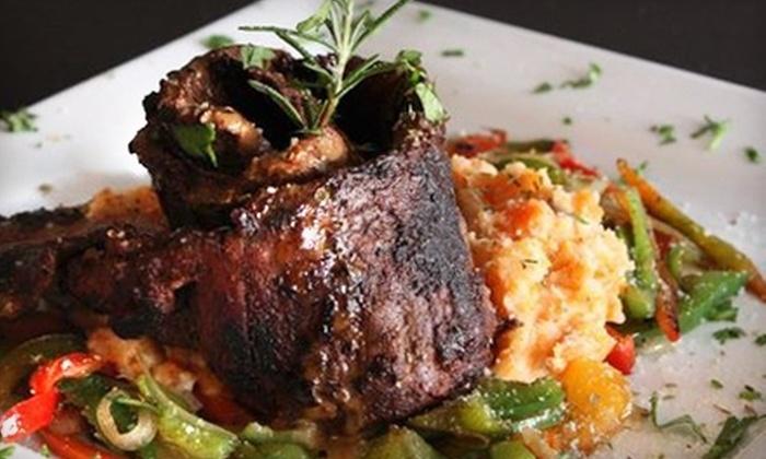 Café Bella - Logan Square: $39 for Prix Fixe Contemporary American Dinner for Two at Café Bella